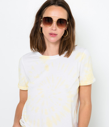 T-shirt femme Tie and Dye