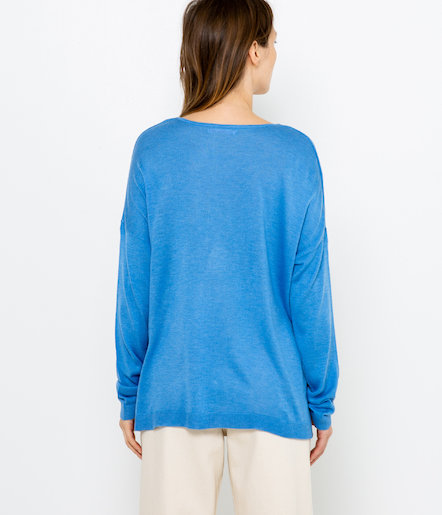 Pull loose femme