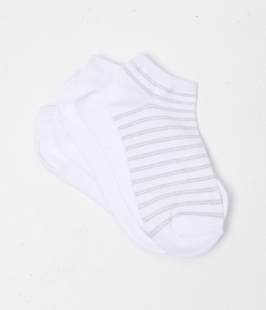 Chaussettes blanches femme