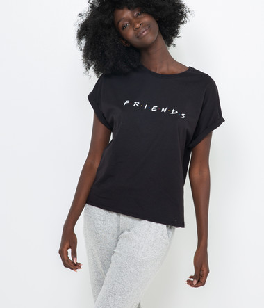T-shirt homewear Friends femme