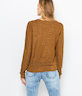 Pull maille irisée femme