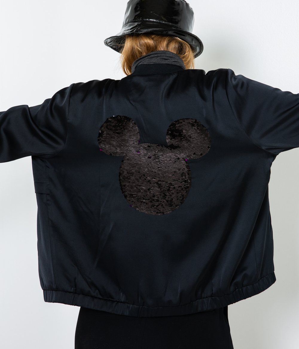 Bombers Mickey femme